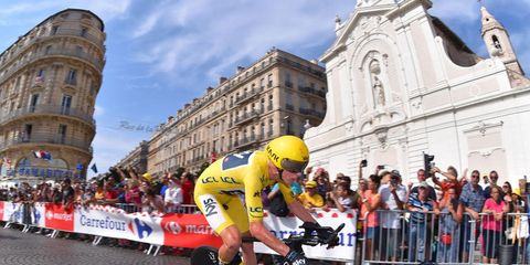chris froome stage 20 time trial
