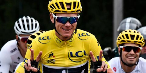Can Chris Froome Win Six Tours de France?
