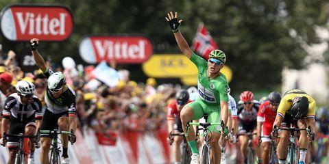Marcel Kittel wins Stage 11 of 2017 Tour de France