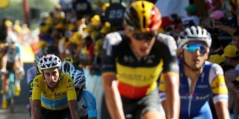 Stage 14 of the 2017 Tour de France.