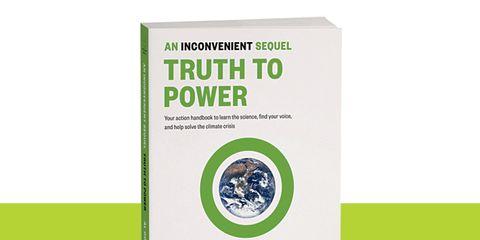 Al Gore: Inconvenient Sequel Book