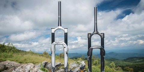 cane creek shock and fork