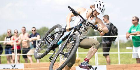Cyclocross at CrossFit Games 2017.