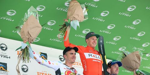 Tour of Utah Stage Three
