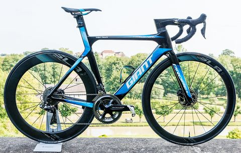 231e827f167 Tested: Giant's Propel Disc Aero Road Bike | Bicycling
