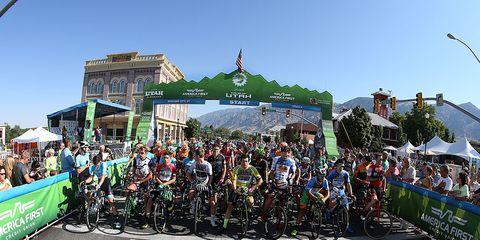 Tour of Utah Stage 2
