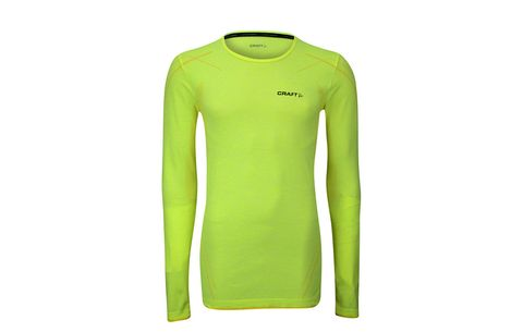 Get Started on Your Winter Cycling Wardrobe With a Great Deal on This Craft Baselayer