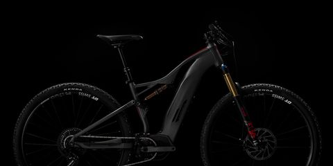 Orbea Wild FS e-mountain bike