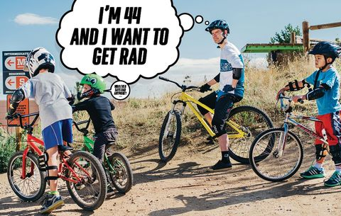 ce9d88df885 Dirt Jumping at 44: Is It Too Late to Get Rad? | Bicycling