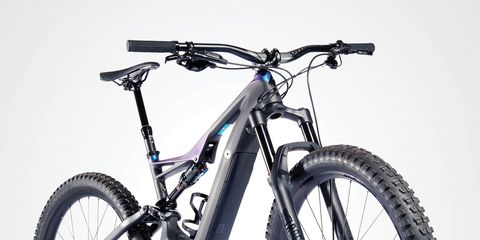 Specialized Turbo Levo FSR Comp Carbon 6Fattie E Mountain Bike