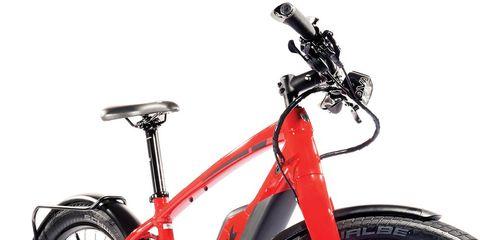 Trek Super Commuter+ 8S commuter e-bike