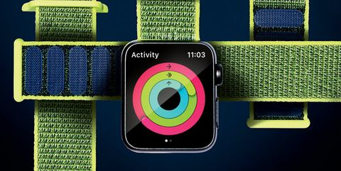 Apple watch for cyclists