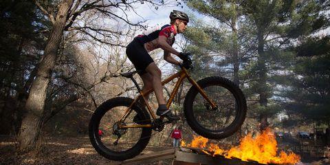 cyclist fears
