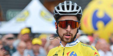 Peter Sagan UCI Agreement Tour de France Disqualification
