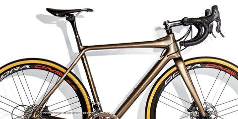 allied alfa all road bike