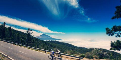 most beautiful cycling destinations