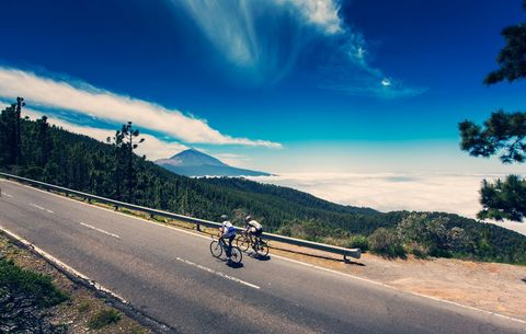 You'll Love This Exotic Cycling Destination—Until You Get Dropped by Chris Froome and Alberto Contador