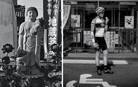Cycling in Japan - Bike Riding for Meditation and Depression