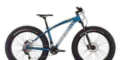 Diamondback El Oso fat bike