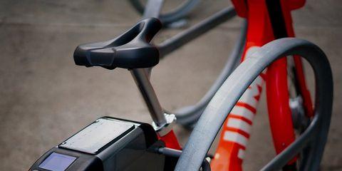 Jump Uber Electric Dockless Bike Share