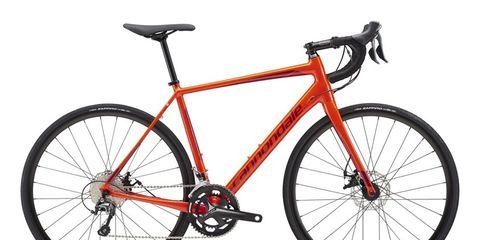 cannondale synapse disc tiagra endurance road bike review