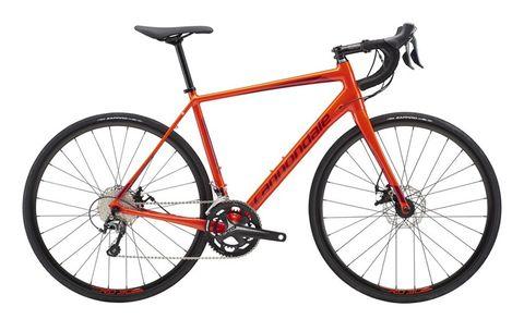 89c472c5ecb Cannondale Snyapse Disc Alloy Tiagra - Endurance Road Bikes   Bicycling