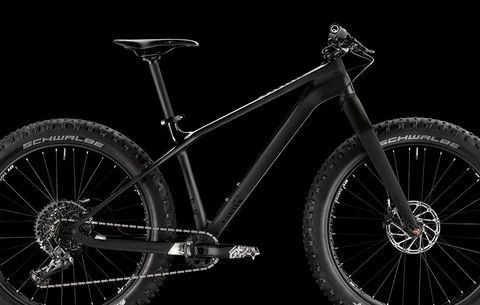 Canyon Dude CF 9 0 Unlimited Fatbike - One of The Best New Fat Bikes