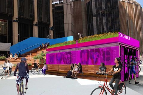 This Company Wants to Redefine Bike Parking