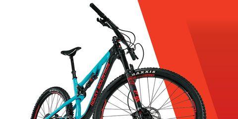 Rocky Mountain Instinct Carbon 70 mountain bike