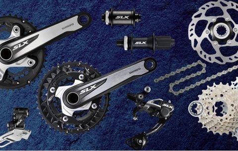 Shimano SLX Mountain Bike Components Review | Bicycling