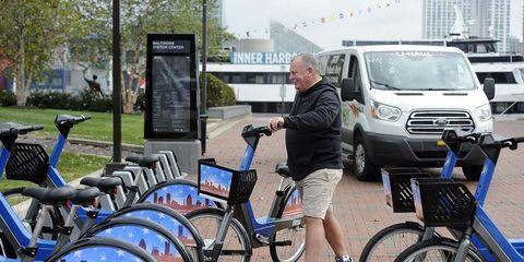 Baltimore Bike Share Shuts Down