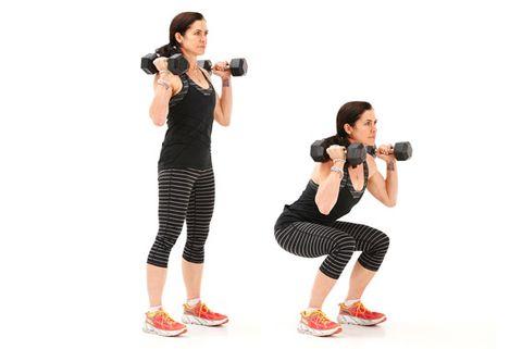 Best Leg Workout Squat
