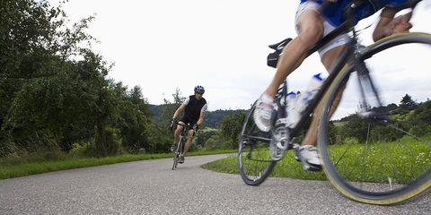 Bike Cornering