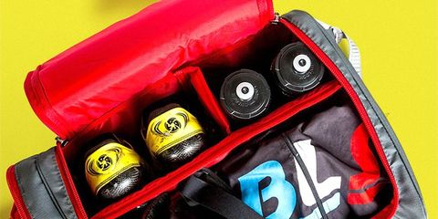 bls exclusive veloracing bag review