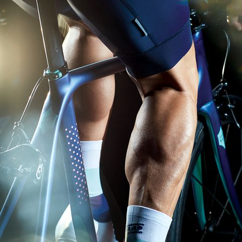 This is your body on cycling
