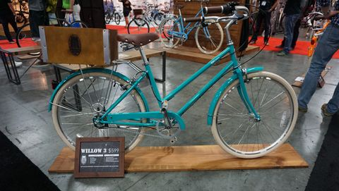Brooklyn Bicycle Co. Willow 3