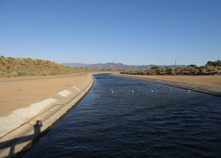 Dad Drowns While Saving 9-Year-Old Son from Bike Crash in California Aqueduct