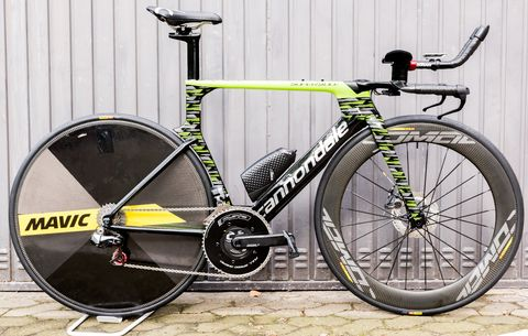 1b223c3f50a First Look: Cannondale Super Slice Disc | Bicycling