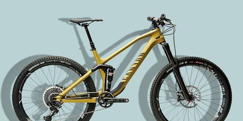 Canyon Spectral CF 9.0 trail bike