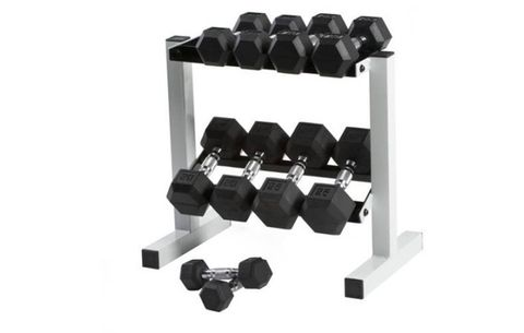 cap dumbbells free weights