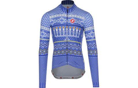 Castelli Hanukkah Sweater Jersey