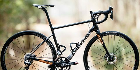 Cervélo's new C Series is the brand's first endurance-focused road bike