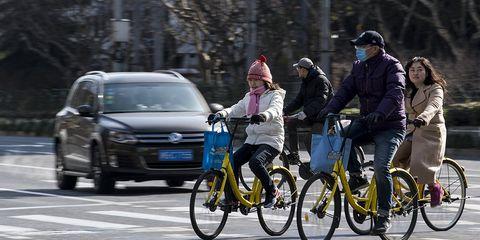 China Bike Share