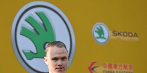 Chris Froome Denies Plea Deal