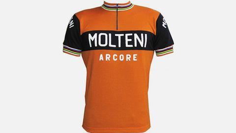 Woolistic Molteni Wool Cycling Jersey