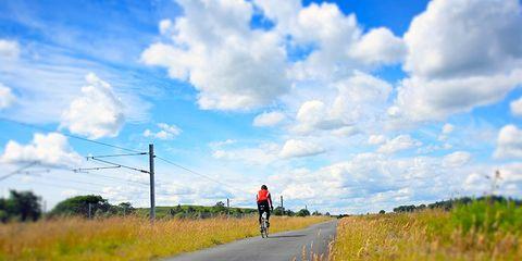 Climb the Cycling Ladder.