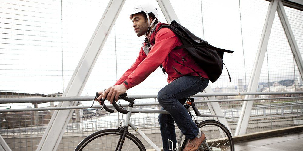 Find bike commuting clothes that work for you.
