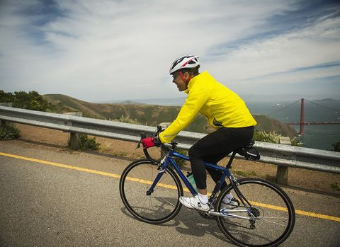 how riding a bike can reverse heart damage bicycling