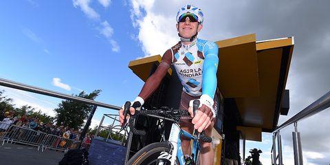 Cyril Gautier 2017 Tour de France