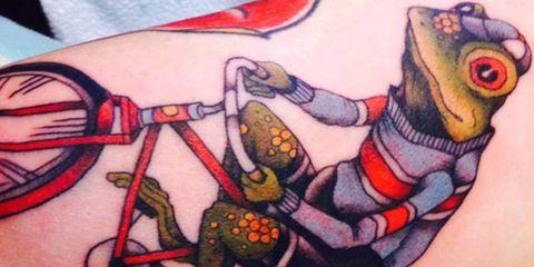 Joint, Art, Tattoo, Painting, Illustration, Artwork, Drawing, Temporary tattoo, Animation, Animated cartoon,
